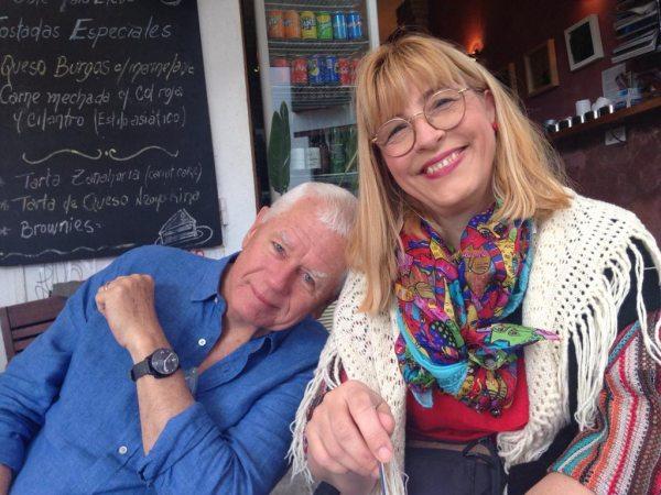 Frank Ostaseski and Kira Stellato