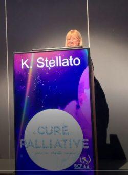 Kira Stellato al convegno SICP di Riccione